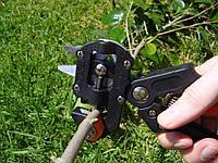 Прививочный секатор professional grafting tool (3 насадки). секатор прививочный
