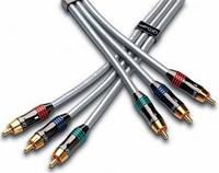 QED PCV1/1м кабель компонентный