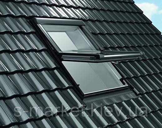 Середньоповоротні вікно 65*140