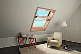 Середньоповоротні вікно 65*140, фото 3