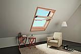 Середньоповоротні вікно 74*140, фото 3