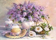 Пазлы 1000 Натюрморт с цветами 102006 Castorland Польша