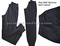 Спортивные брюки мужские, манжет Мод. 4026., фото 1
