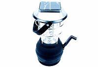Фонарик 2860/CN-L982 с солнечной панелью