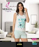 Комплект майка и шорты NEBULA