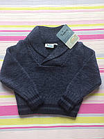 Свитер, пуловер, джемпер детский на мальчика Impidimpi 2-6 мес