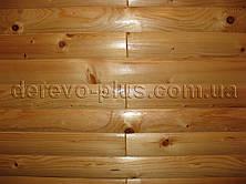 Блок-хаус (смерека) 85мм, 1.0-1.9м, фото 2