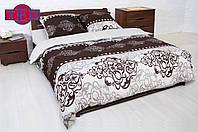 Двуспальный комплект постельного белья Тангея