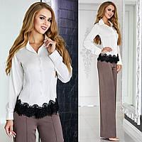 Рубашка Enneli. Размер: S M L XL  ткань шелк Армани (11091)