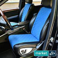 Универсальные чехлы на сиденья - (Аvtoритет) Компл.: Передние