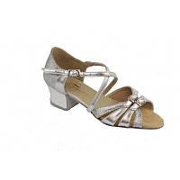 Обувь для девочек (Серебро)