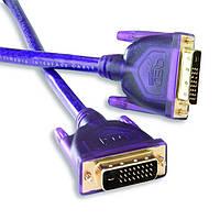 QED DVI/1 кабель DVI 1м