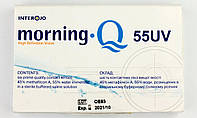 "Контактные линзы ""Morning Q 55UV"