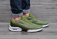 Мужские кроссовки Nike Air Max Jewell Оливковый Реплика