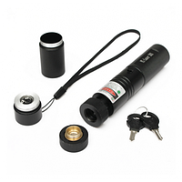 Лазерная указка Green Laser Pointer 303, 500 mW, 5000 км