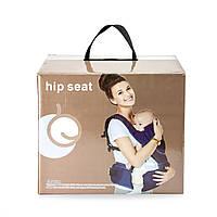 Рюкзак-кенгуру для переноски детей Hip Seat (кенгурушка), фото 1