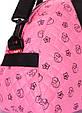 Жіноча сумка POOLPARTY Alaska alaska-ducks-pink рожева 19 л, фото 3