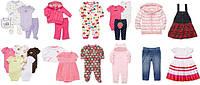 Одежда для девочек до 2-х лет