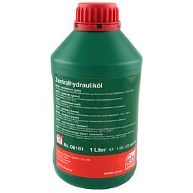 Жидкость ГУР (зеленая) 1L синтетика