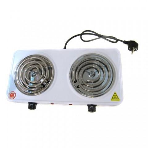 Електроплита Domotec MS-5802 (дві конфорки)