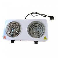 Электроплита Domotec MS-5802 (две конфорки), фото 1