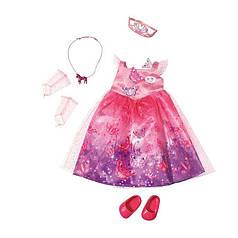 Платье для куклы zapf 822425