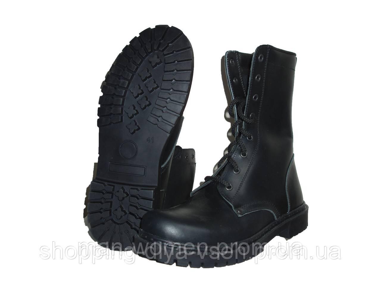 """Армейские ботинки """"ПРЕМИУМ"""", берцы. Подошва НАТО"""