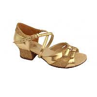 Обувь для девочек (Золото 2)