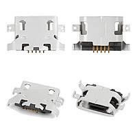 Разъем зарядки Fly iQ4410i Phoenix 2, iQ4413, iQ4514 Quad EVO Tech 4, iQ4415, iQ4416, iQ4417 Quad ER