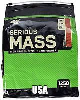 Optimum Nutrition Serious Mass 5455g (USA)