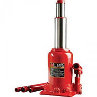 Домкрат бутылочный профессиональный двухштоковый 12т 240-590 мм Torin TH812001