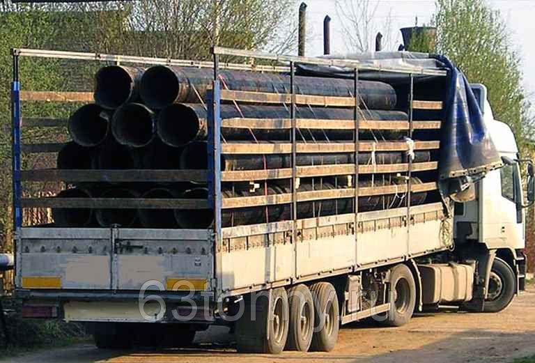 Перевезення труб в Чернівцях та області