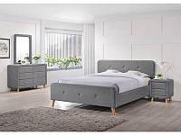 Кровать  MALMO 140 (Signal)