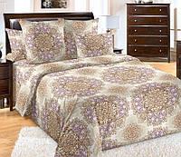 Полуторное постельное белье, Арабески, перкаль 100% хлопок