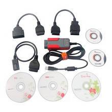 Професійний сканер (оригінал) MVCI для TOYOTA ТІС + Lexus + для HONDA HDS + для VOLVO DICE