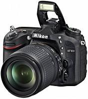 Фотоаппарат NIKON D7100 18-105 VR  (VBA360K001)