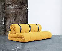 """Диван кровать""""Fanny"""" , бескаркасный диван, диван раскладной,маленький диван,диван трансформер."""