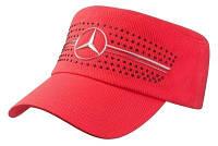 Женская кепка Mercedes-Benz Women's cap, Coral