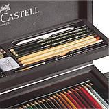 """Художественный набор Faber Castell """"ART&GRAPHIC"""" 126 предм. (110086), фото 5"""