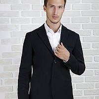 Мужской пиджак фактурный