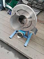 Яблокорезка ЛАН-6 нержавейка (с двигателем), фото 3