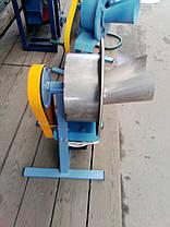 Яблокорезка ЛАН-6 нержавейка (с двигателем), фото 2