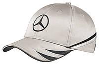 Бейсболка Mercedes DTM Men's Cap, Silver / Black