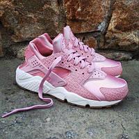 Кроссовки Air Huarache Premium Pink Glaze 36-40 рр