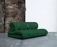 """Диван кровать""""Fanny""""зеленый , бескаркасный диван, диван раскладной,маленький диван,диван трансформер., фото 1"""