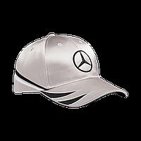 Бейсболка Mercedes DTM Men's Cap 2017, Silver / Black