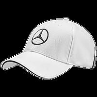 Бейсболка унисекс Mercedes-Benz Unisex Сap, Golf Selection, White