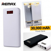 POWER BANK REMAX PRODA 8J / PPL-14 30000 mAh ORIGINAL белый