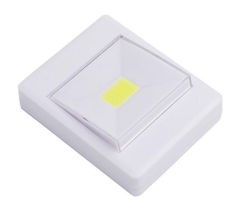 Светильник выключатель со светодиодами