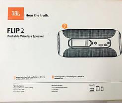 Портативная Bluetooth колонка JBL Flip 2, фото 2